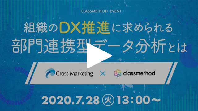"""組織のDX推進における""""部門連携型データ分析""""とは"""